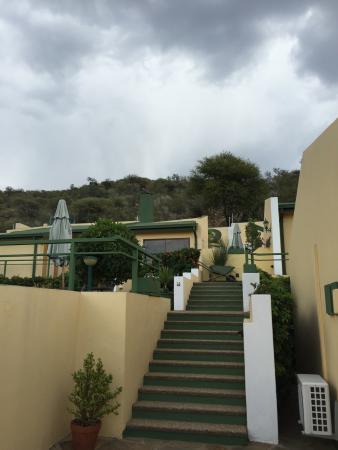 Hotel Pension Onganga: Onganga