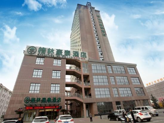 GreenTree Suqian Shuyang Shanghai South Road Darunfa