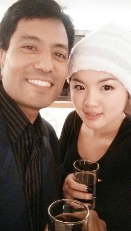 Ambassador Chauni Apartment-Hotel: Hotel Manager Uttam