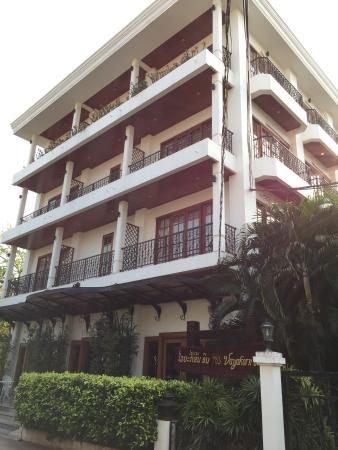 Vayakorn Inn : 很舒适很友好的小酒店