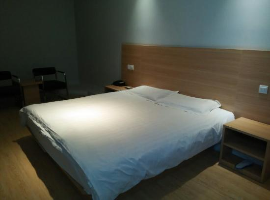 Motel 168 Hotel Fuyang Railway Station