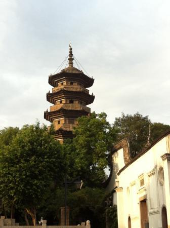 Wuta Tower: 没人管吗
