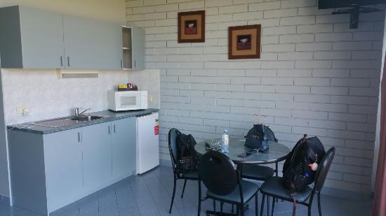 Parkside Motel Geelong: 有微波炉的