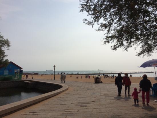 Qingdao Second Beach: 青岛第二海水浴场