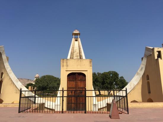 Jaipur, India: 斋普尔天文台