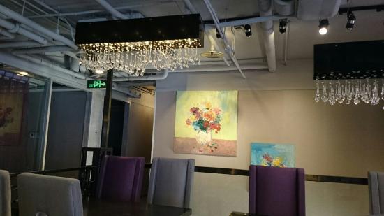 FX Hotel Beijing Yansha: 酒店内卖台菜的餐厅
