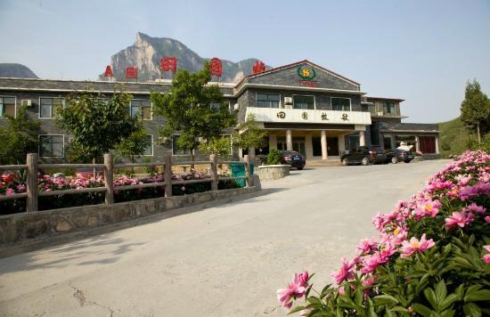 Xiuwu County, China: 6