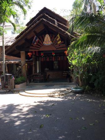 Somkiet Buri Resort: 酒店大堂