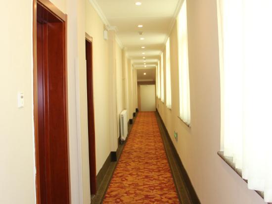 Zoucheng, Çin: 走廊