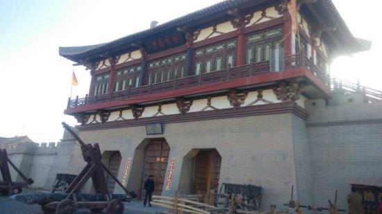 Duhuang Ancient City Ruins: 不错