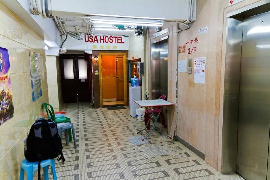 USA Hostel Hong Kong: 香港美国酒店
