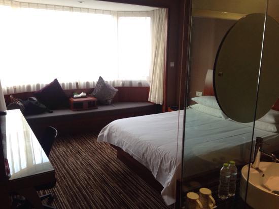 SSAW Hotel Hubin: 大床房