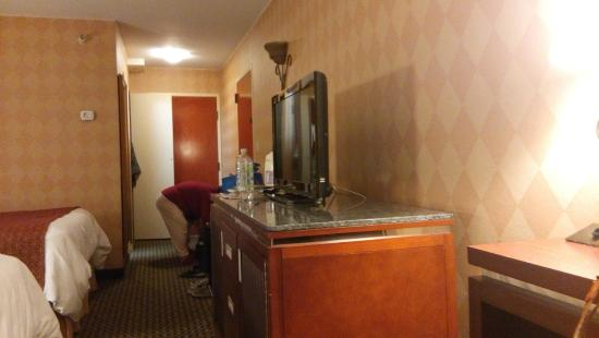Crowne Plaza Silicon Valley North-Union City: 液晶电视