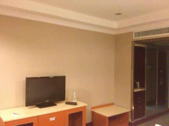 Wandai Hotel: 房间内部