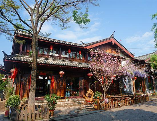 Tianlun Lijiang Family Hostel