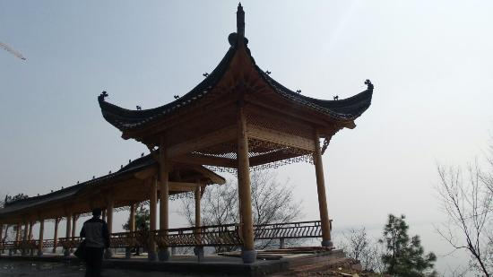 Shucheng County, China: 亭台楼阁
