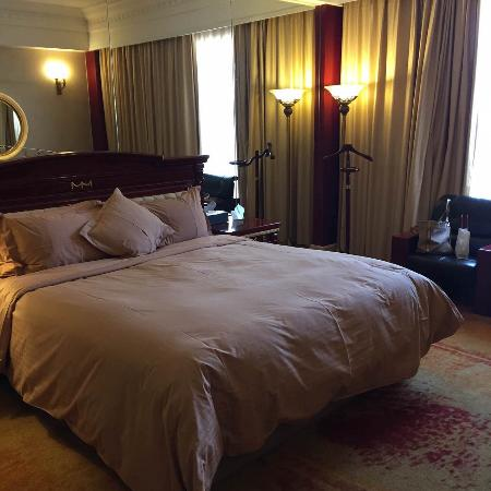 Wuxi Platinum Hanjue Hotel: 白金汉爵大酒店