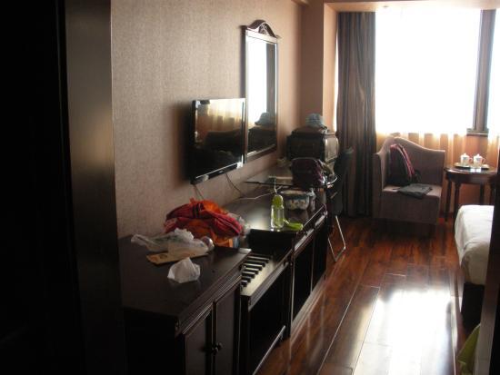 Wenzhou Hotel: 房间一角