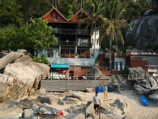 Ao Muong Resort: 标间海景房