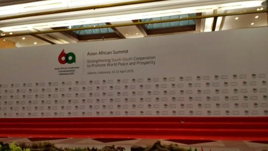 Balai Sidang Jakarta Convention Center: 会议中心举办会议照片