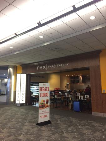 Pax Bar And Eatery