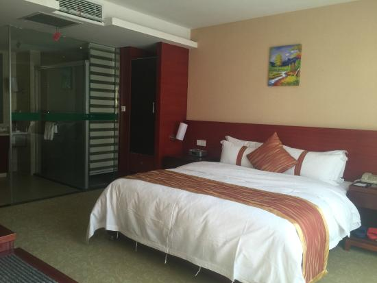 Jiutianfeng Resort: 房间