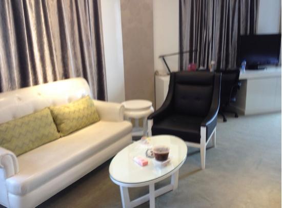 Brilliant Hotel: 房间