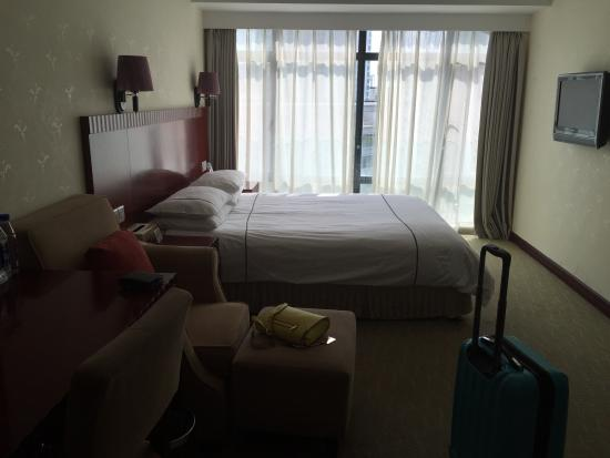 Starway Hotel Silver Zhuhai: 豪华大床房