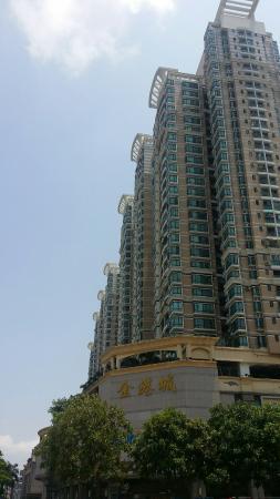 JinGangCheng ShangYeJie