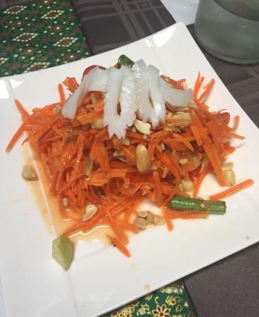 Thai wok : cest bon comme l entrée
