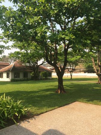 Amantaka : Courtyard