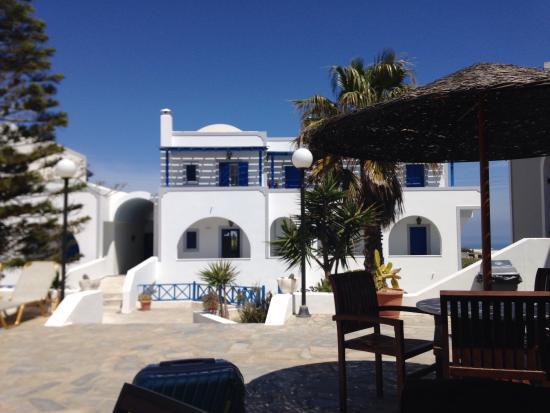 Maistros Village: 位置不错酒店