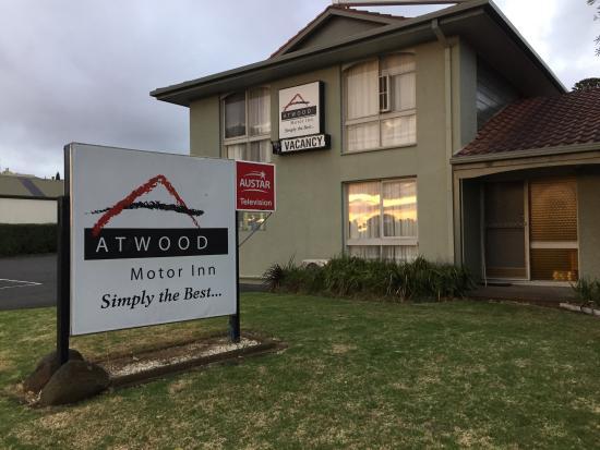 Atwood Motor Inn: 外观