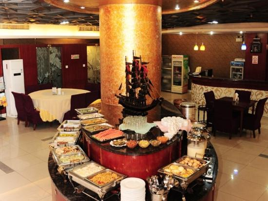 GreenTree Alliance Tonglin Yayuan Hotel: 大堂