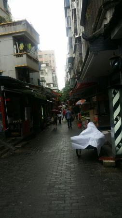 NanTou ShangYe BuXingJie