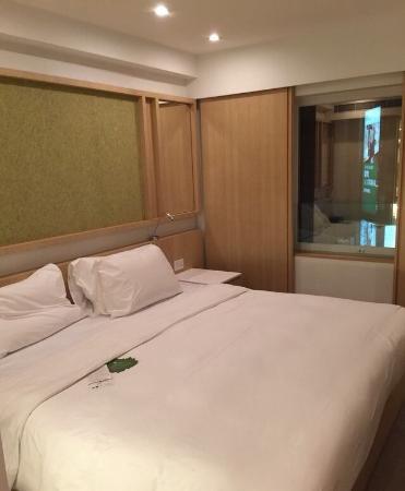 Eaton, Hong Kong: 酒店房间