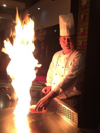 Tapanyaki Sushi Sashimi