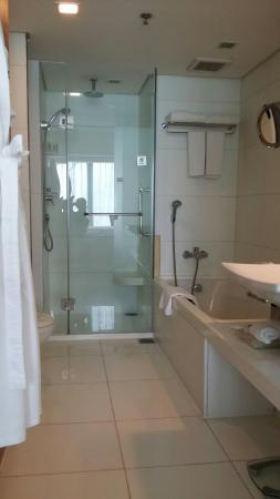 Holiday Inn Binhai Tianjin: 洗手间