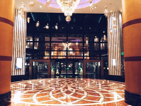 Sheraton Xi'an Hotel: 大堂