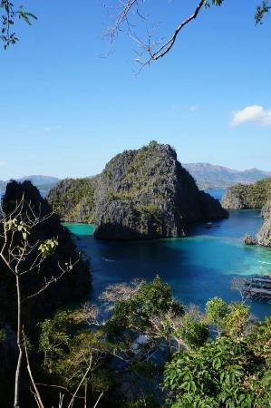 Kayangan Lake: 最经典的拍摄角度