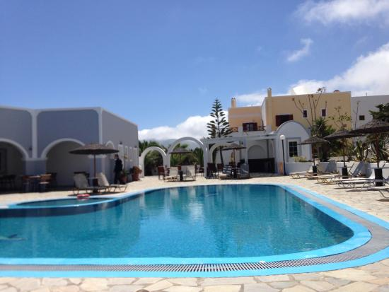 Maistros Village: 不错的酒店