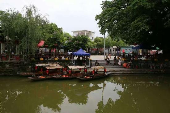 Guangdong, Chiny: 美丽水乡