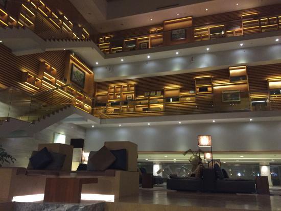 Xixuan Spa Hotel Hangzhou: 大堂