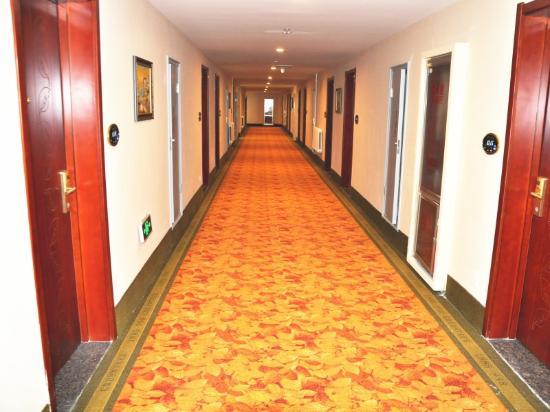 Laixi, China: 酒店走廊