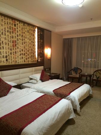Idyllic Pradise Hotel: 大连十洲云水大酒店
