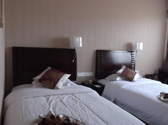 Jiangbei Hotel : 巴中江北宾馆