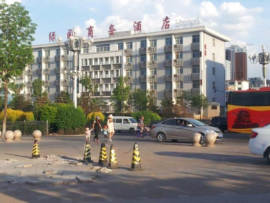 Lvyuan Business Hotel Datong Tongyun Road