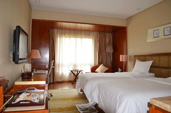 Huijin Lakeview Hotel : 客卧
