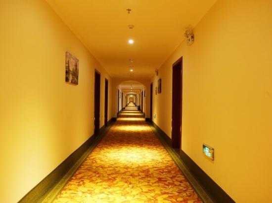 Linxi County, China: 走廊