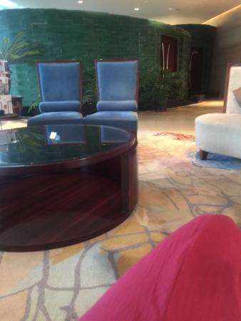 Wyndham Hotel Qingdao: 酒店内部